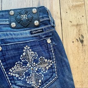 Miss Me Jeans Boot
